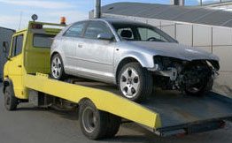 Scrap car removal services by Powerhouse Recycled Auto & Truck Parts LTD
